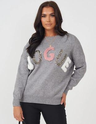Grey Vogue Jumper