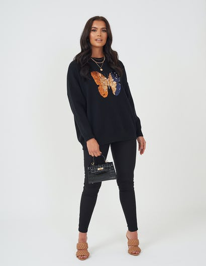 UNIQUE AW2020 CASUAL KNTWER