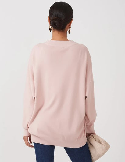 Pink Flamingo Jumper