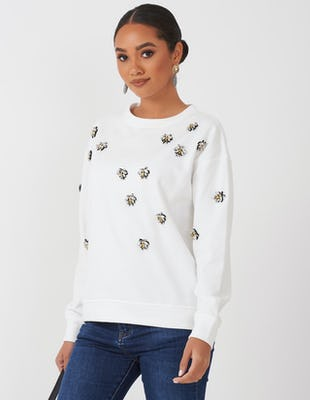 IVORY UC AW2020 CASUAL JUMPER